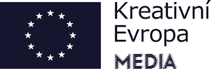Kreativní Evropa MEDIA logo/Creative Europe MEDIA logo