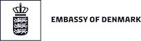 Velvyslanectví Dánského království logo/Embassy of Denmark in Prague logo
