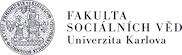 Fakulta sociálních věd Univerzity Karlovy logo/Faculty of Social Sciences, Charles University logo