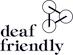 Deaf Friendly logo