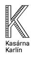 Kasárna Karlín logo