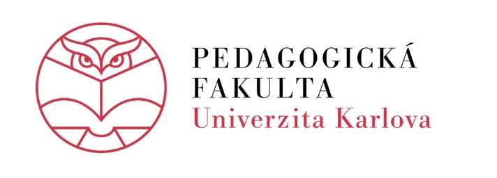 Pedagogická fakulta Univerzity Karlovy logo/Faculty of Education, Charles University logo