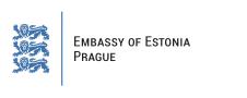 Embassy of Estonia Prague logo