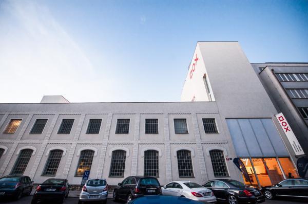 DOX - Centrum současného umění/DOX - Centre for Contemporary Art